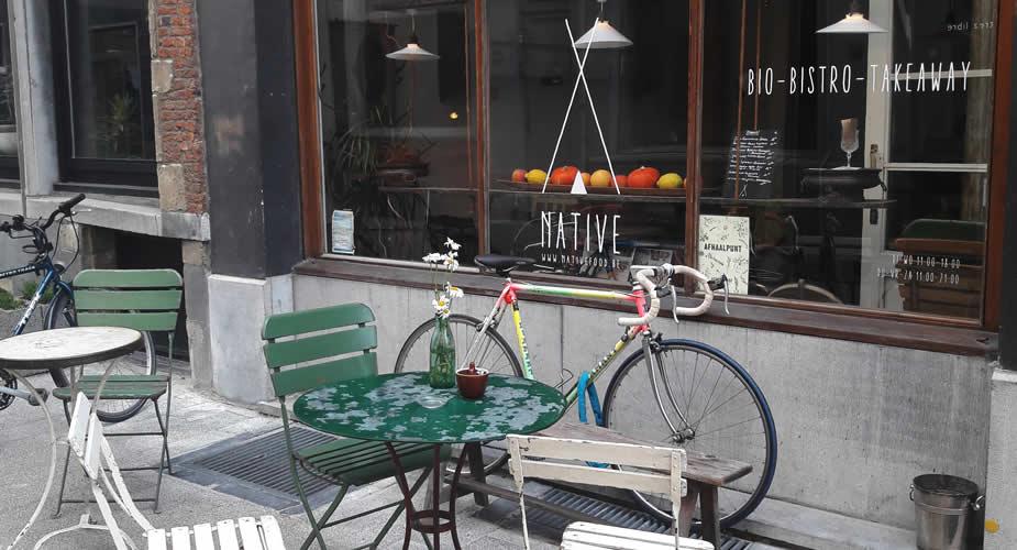 Leuk lunchen in Antwerpen, Native Antwerpen | Mooistestedentrips.nl
