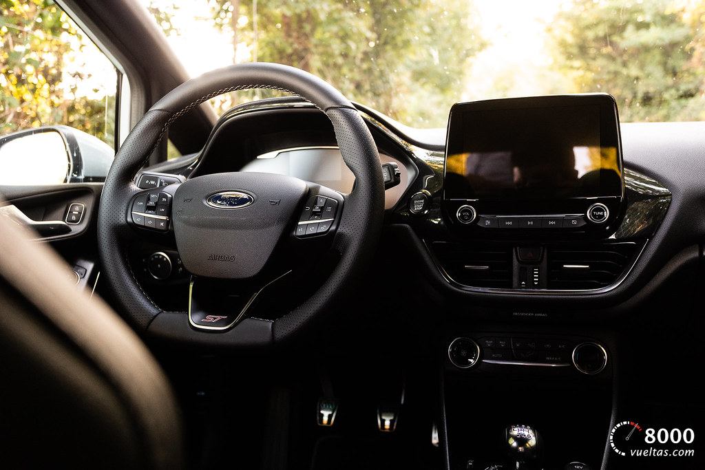 Ford Fiesta ST - 8000vueltas-11