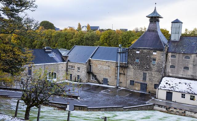 Speyburn Distillery
