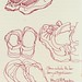 Shoes-of-Buddhist-Monks-ink-drawing-sketchbook-chris-carter-artist-040712-web