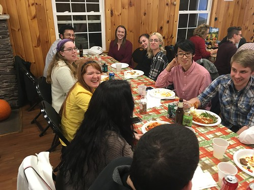 GDSC Fall Retreat 2018