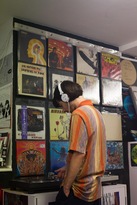 AGAR AGAR @ Flashback Records