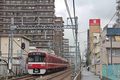 Keikyu Daishi Line non-station shots