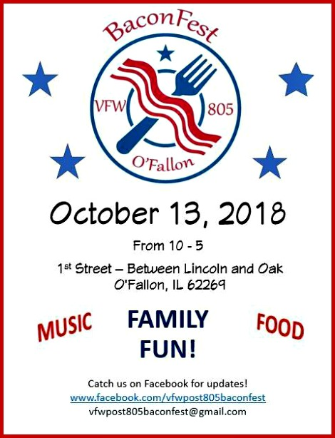 O'Fallon Bacon Fest 10-13-18