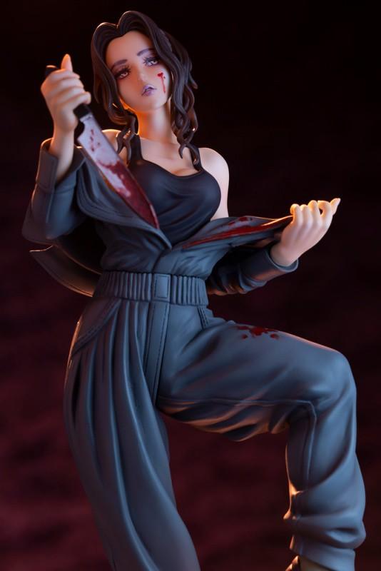 美到不行!! 壽屋 HORROR美少女 系列《月光光心慌慌》麥克·邁爾斯 マイケル・マイヤーズ  1/7 比例PVC塗裝完成品