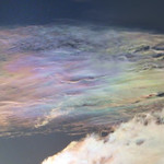 24. September 2018 - 10:01 - Iridescence in cirrus cloud
