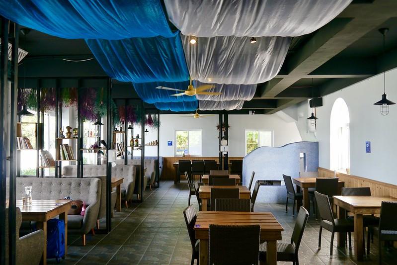 山丘上景觀咖啡館 新竹湖口鄉
