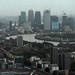 Isle Of Dogs from the Leadenhall Building