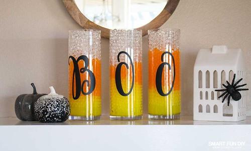 Halloween Vases
