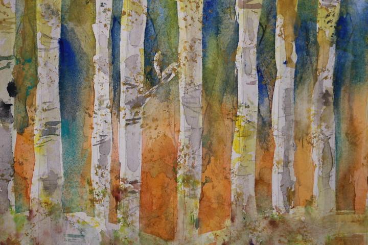 Art Exhibits: October 2018: Polly Wojnaroski