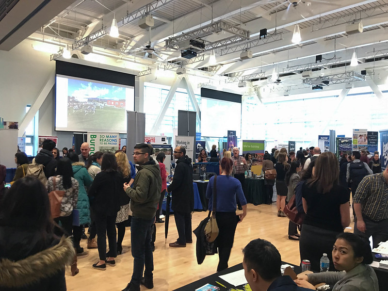 2018 Education Career Fair