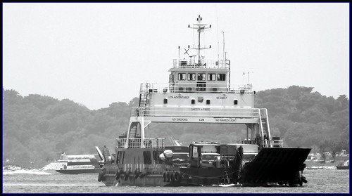 ferry @ changi