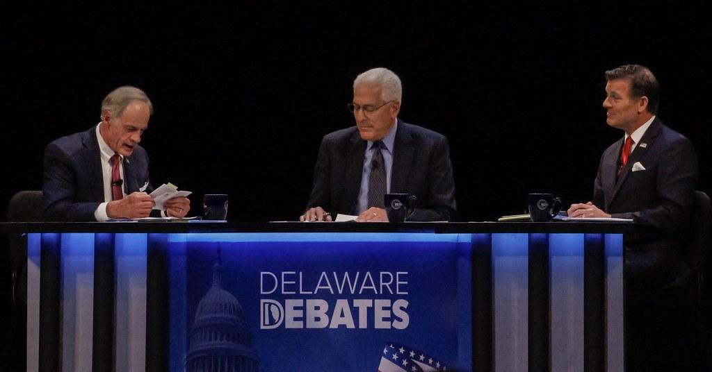 Delaware Debates 2018 analysis: As Delaware as it gets