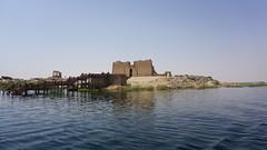 The Temples of Kalabsha, Beit al-Wali and Kertassi, Aswan, Egypt.