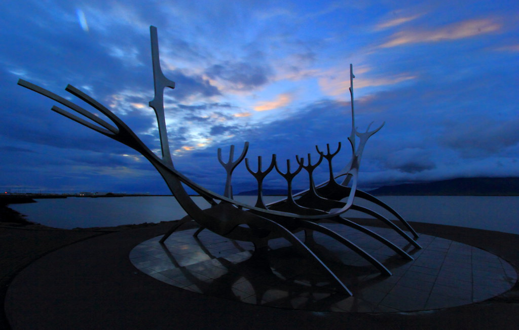 Sun Voyager into the Night