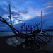 Sun Voyager into the Night by Eye of Brice Retailleau
