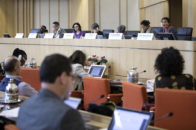 CFS Side Event 66 - Celebrating the International day of rural women: from the field to the CFS and back