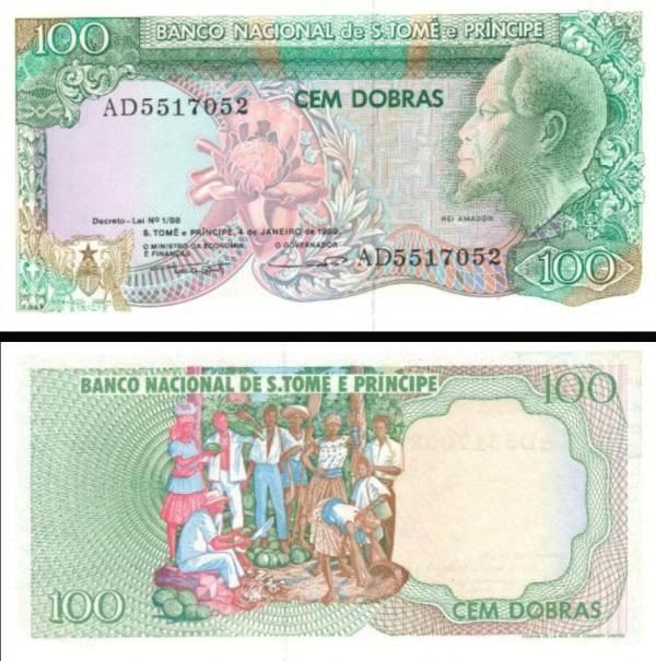 100 Dobras Svätý Tomáš a Princov ostrov 1989, P60