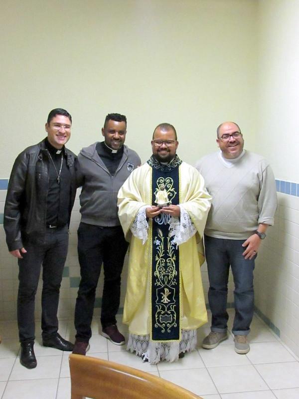 5 anos de Ordenação Presbiteral - Pe. Pedro Nacélio