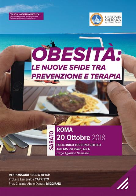 Corso ECM Roma 20/10/2018