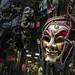 mascara de Carnaval tipo veneciano, Nápoles