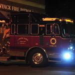 Nyack Fire Department Jackson Fire Engine Co. No. 3 Engine 10-1500