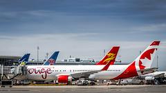 Boeing 767-333(ER)(WL) C-FMWQ Air Canada Rouge