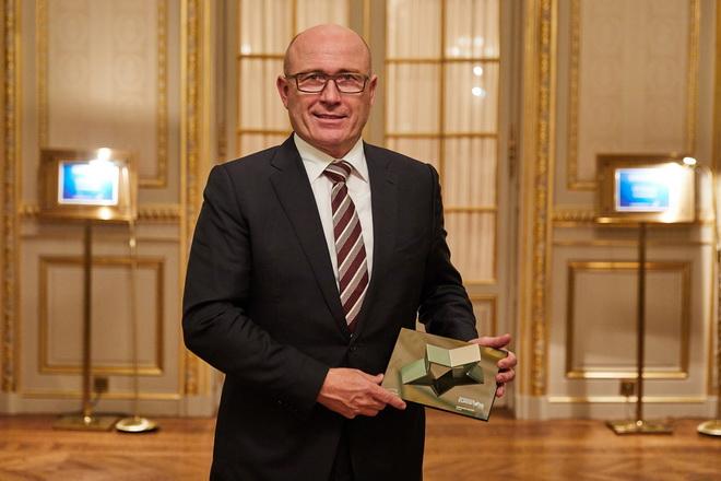 SKODA CEO Bernhard-Maier獲選為年度CEO