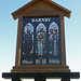 Barnby Village Sign