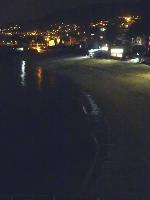 Playa de noche 2, Sony DSC-HX90V, Sony 24-720mm F3.5-6.4