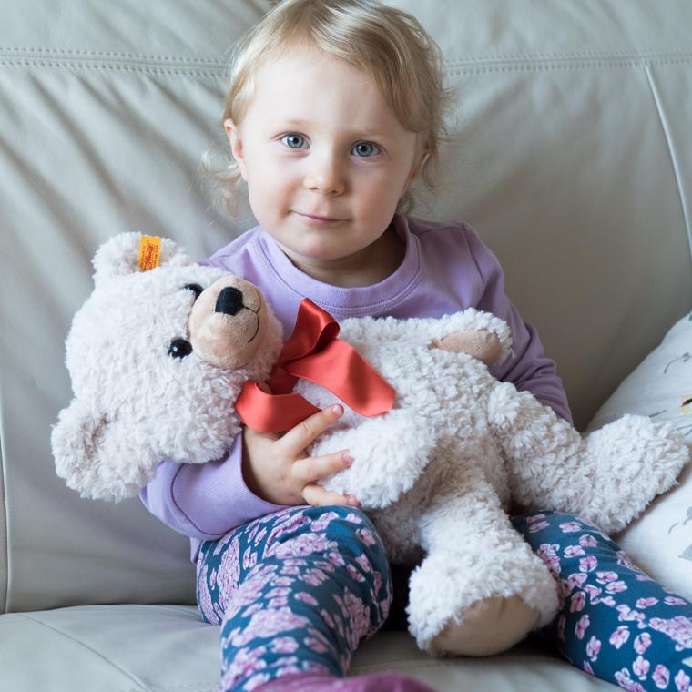 Steiff Lily teddybear 4