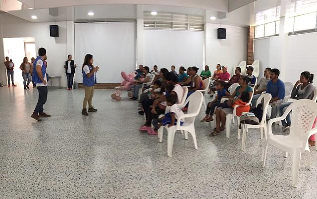 Presentación de Proyecto Comunidades Tejedoras de Paz | CIDEMOS - ACNUR Tame y Saravena