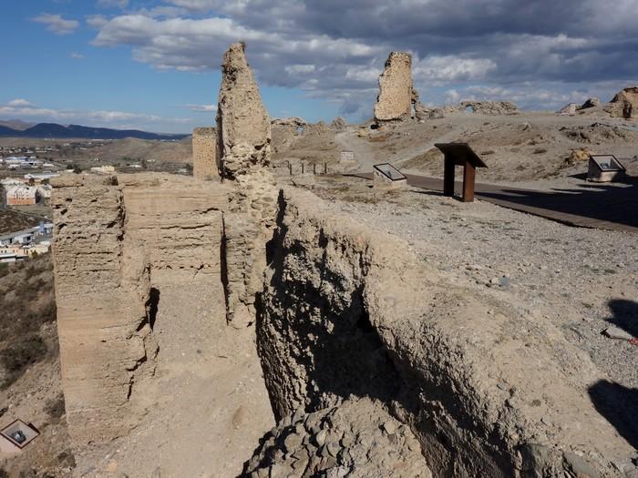 Tabernas ruinas