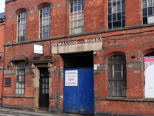 Osmaston Works