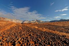 Foreground Erosion
