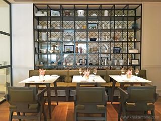 The Restaurant - Interiors 1