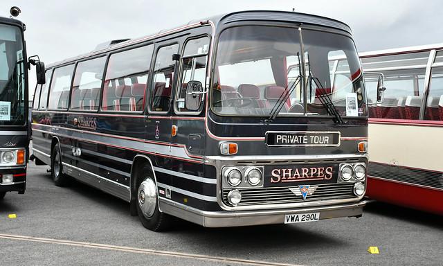 Sharpes of Nottingham: VWA290L