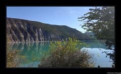 Le Lac de Castillon- Alpes de Haute-Provence- France - Photo of Saint-André-les-Alpes