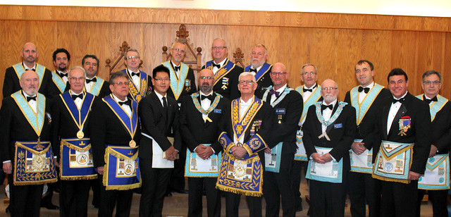 2018 10 02 Oakville Lodge No. 400 Official Visit