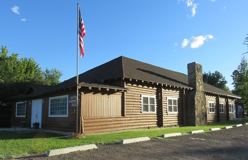 Dayton Community Hall (Dayton, Wyoming)