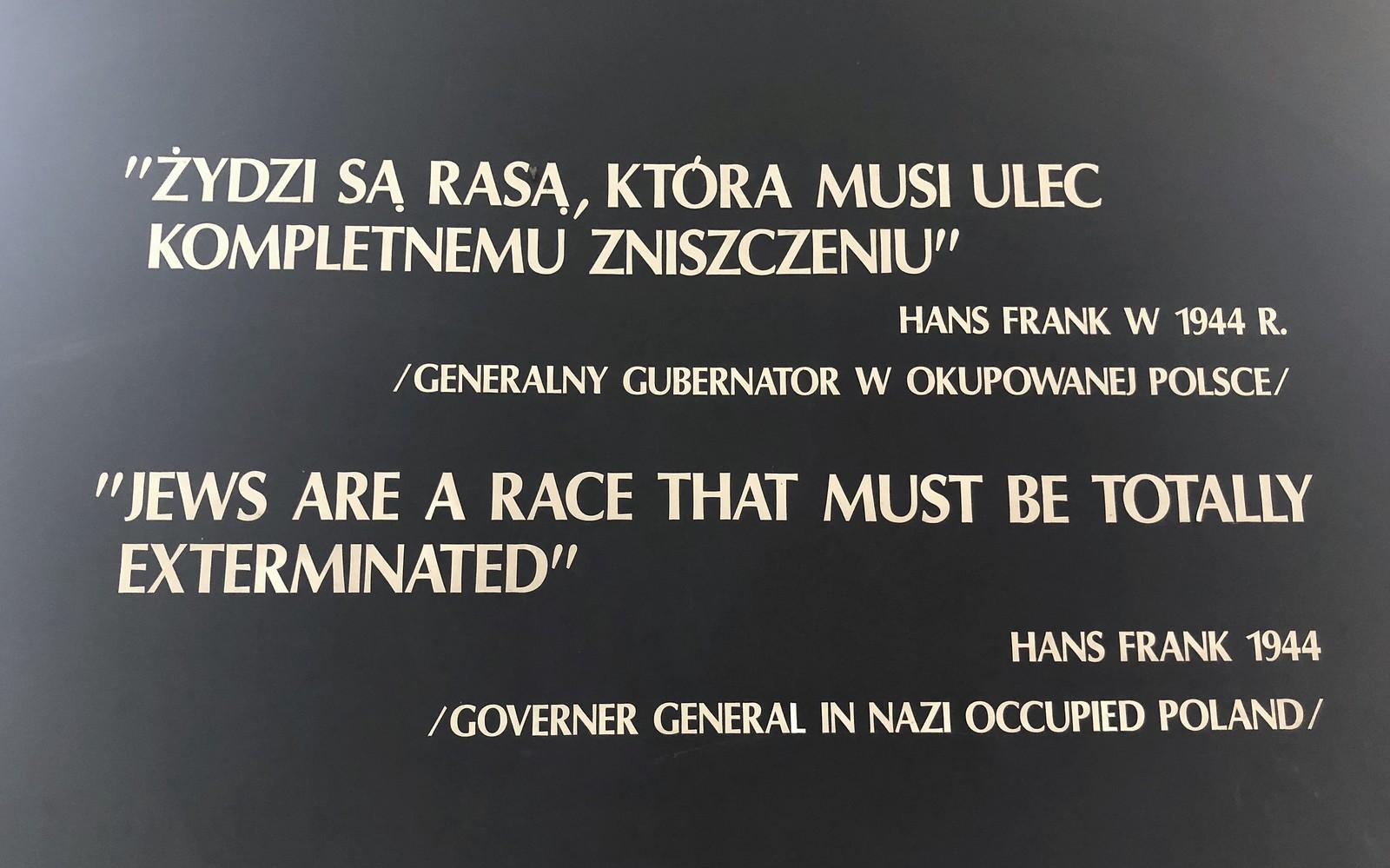 Auschwitz-Birkenau tuhoamisleiri, holokausti
