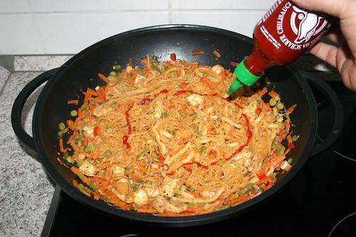 38 - Mit Gewürzen abschmecken / Taste with seasonings
