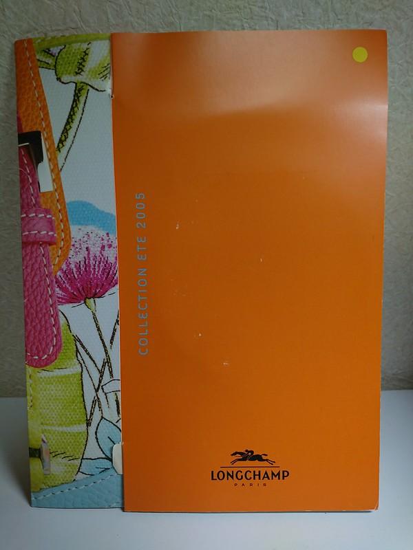 Longchamp : Nouvelle Collection 2005