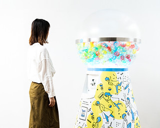 不用投幣,展露笑容就能轉蛋!?世界首款微笑轉蛋機 Tech 轉蛋研究所「SMILE GACHA」發表!