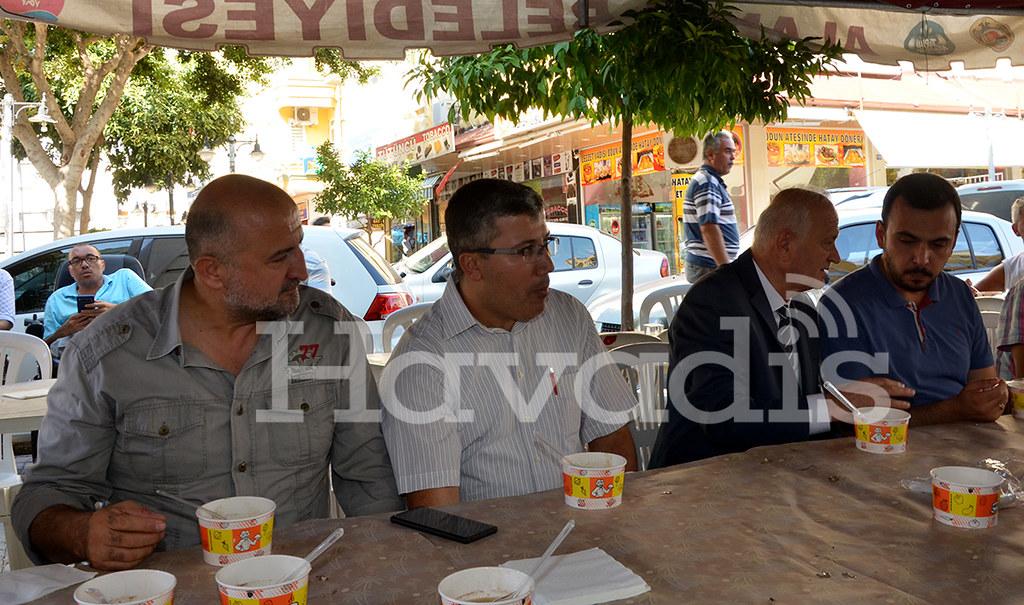 Mehmet Ali Kiriş, Hüseyin Uçkaya, Nuri Demir, Mustafa Toklu