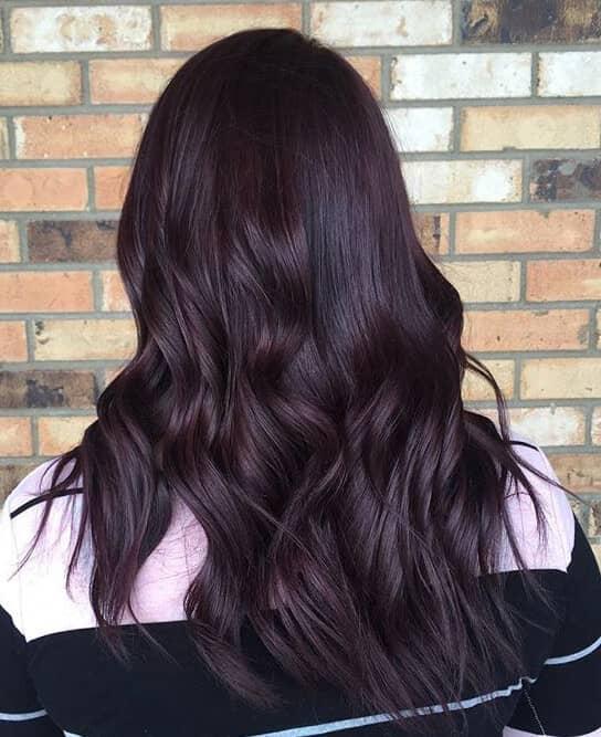 best burgundy hair dye to Rock this Fall 2019 7