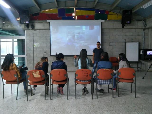 TALLER DE PERIODISMO 7 - CÁMARA MOVIMIENTOS Y PLANOS
