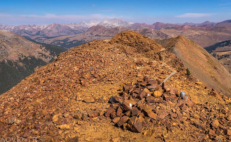 Mount Baldy Summit