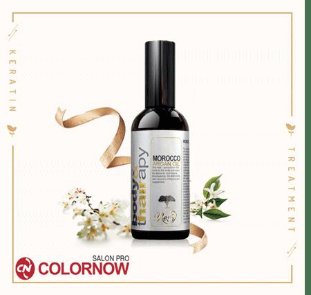 colornow hair care morocco argan oil 100ml