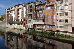 Castres : l'Agout traverse la ville - Photo of Laboulbène